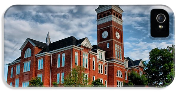 Tillman Hall IPhone 5 / 5s Case by Lynne Jenkins