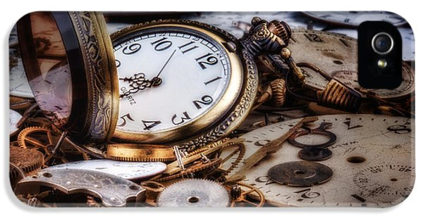 Time Machine Still Life IPhone 5 Case by Tom Mc Nemar