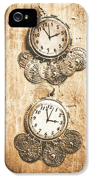 Timepieces From Bygone Fashion IPhone 5 Case by Jorgo Photography - Wall Art Gallery