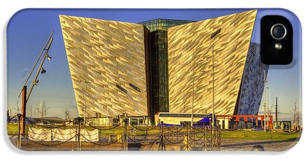 Titanic Belfast IPhone 5 Case