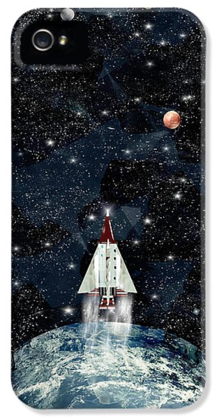 To Boldly Go IPhone 5 Case