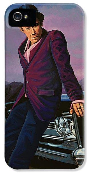 Tom Waits IPhone 5 Case