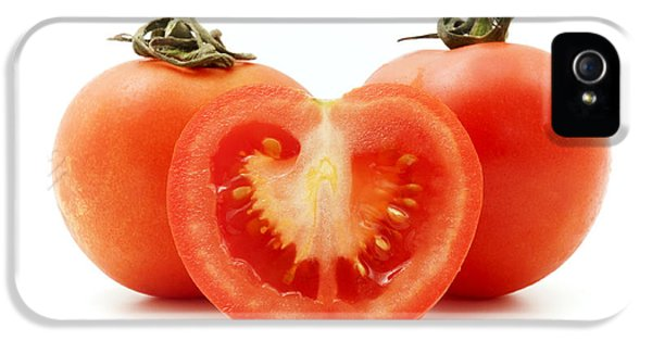 Tomatoes IPhone 5 / 5s Case by Fabrizio Troiani