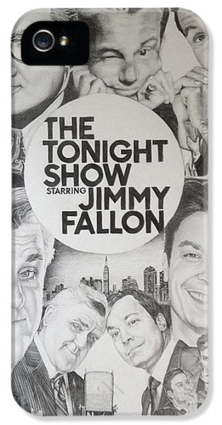 Tonight Show IPhone 5 Case