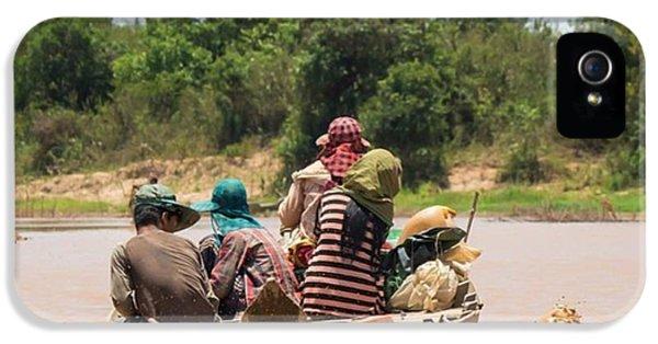 Tonle Sap River IPhone 5 Case