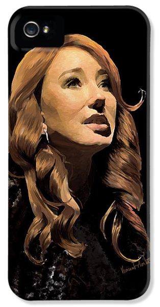 Tori Amos IPhone 5 Case