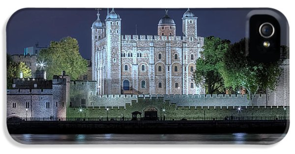 Tower Of London IPhone 5 Case