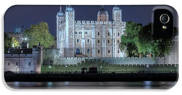 Tower Of London IPhone 5 Case by Joana Kruse