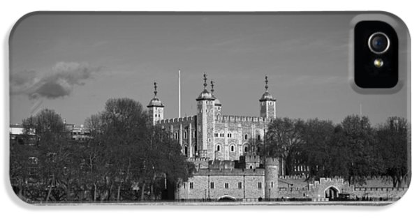 Tower Of London Riverside IPhone 5 Case