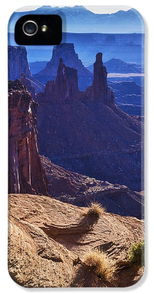 Tower Sunrise IPhone 5 Case by Chad Dutson