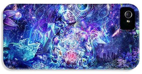 Transcension IPhone 5 Case by Cameron Gray