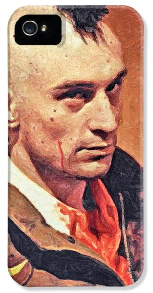 Travis Bickle IPhone 5 Case