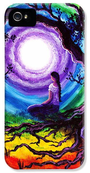 Tree Of Life Meditation IPhone 5 Case