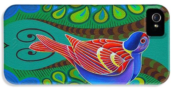 Tree Sparrow IPhone 5 / 5s Case by Jane Tattersfield