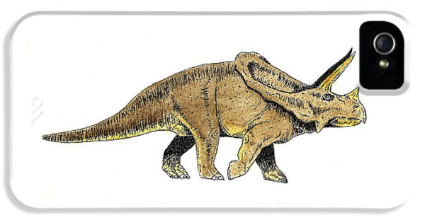 Triceratops IPhone 5 Case
