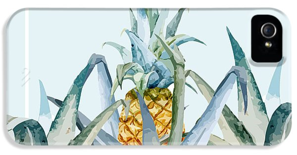 Tropical Feeling  IPhone 5 Case by Mark Ashkenazi