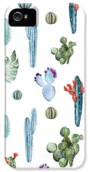 Tropical Forever 2 IPhone 5 Case by Mark Ashkenazi