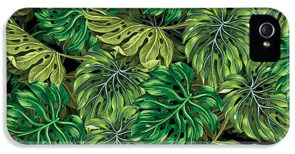 Tropical Haven 2 IPhone 5 Case