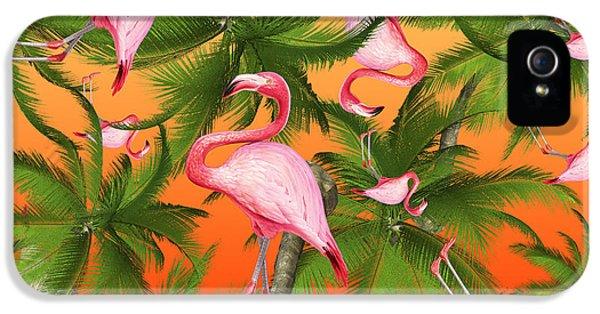 Tropical IPhone 5 Case by Mark Ashkenazi