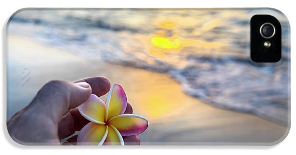 Tropical Offering IPhone 5 Case