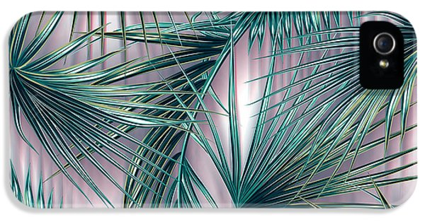 Tropicana  IPhone 5 Case by Mark Ashkenazi