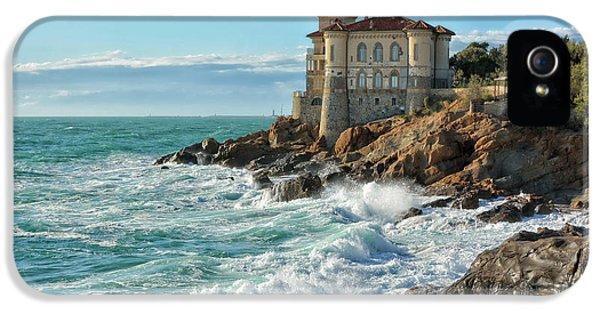 Tuscan Castle IPhone 5 Case by Joachim G Pinkawa
