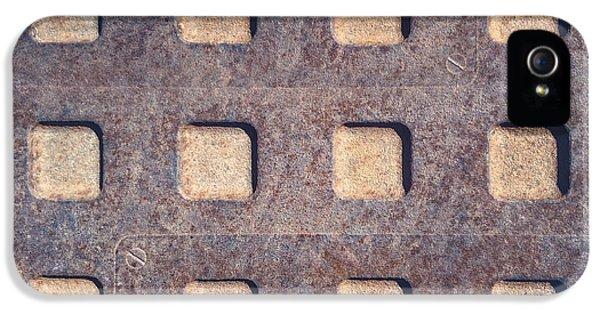 Repeat iPhone 5 Case - Twelve Squares by Scott Norris