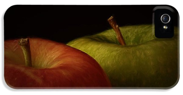 Two Apples IPhone 5 Case by Richard Rizzo