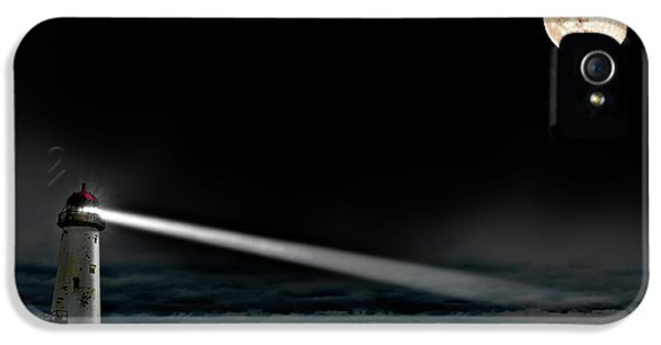 Two Guiding Lights IPhone 5 Case by Meirion Matthias