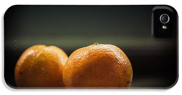 Two Oranges IPhone 5 Case by Yo Pedro