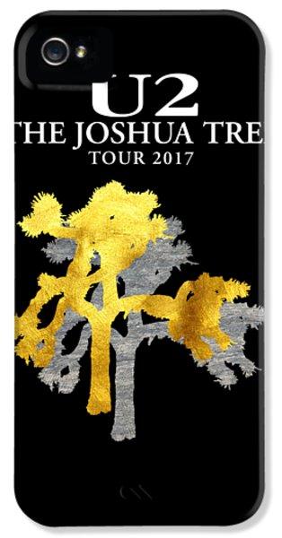 U2 Joshua Tree IPhone 5 Case