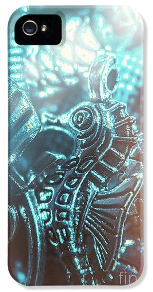 Pendant iPhone 5 Case - Under Blue Seas by Jorgo Photography - Wall Art Gallery