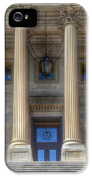 United States Capitol - House Of Representatives  IPhone 5 Case