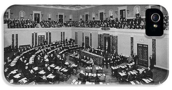 United States Senate IPhone 5 Case by Underwood Archives