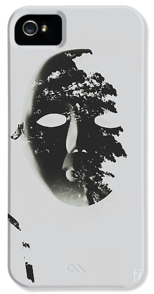 Unmasking In Silence IPhone 5 Case by Jorgo Photography - Wall Art Gallery