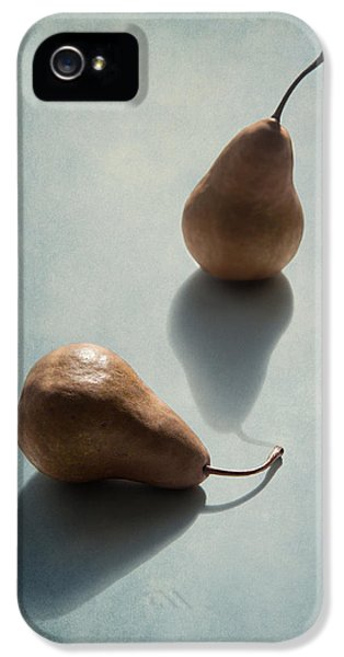 Pear iPhone 5 Case - Unrequited by Maggie Terlecki