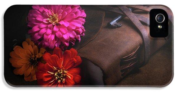 Daisy iPhone 5 Case - Untold Secrets by Tom Mc Nemar