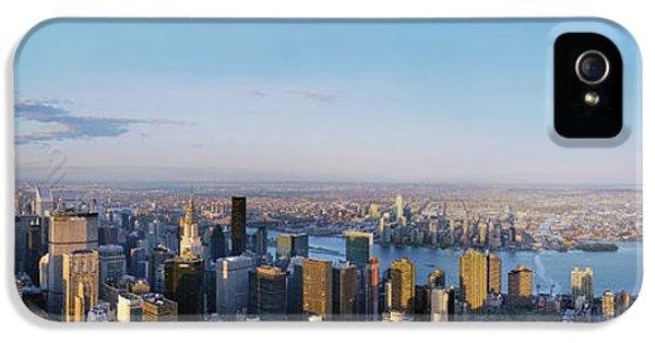 Chrysler Building iPhone 5 Case - Urban Playground by Az Jackson