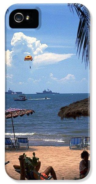 Us Navy Off Pattaya IPhone 5 Case