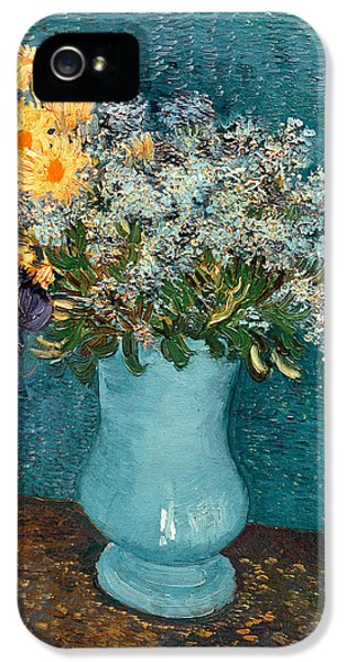 Vase Of Flowers IPhone 5 Case