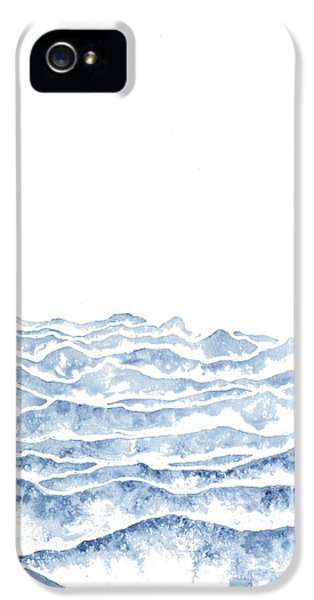 Vast IPhone 5 / 5s Case by Emily Magone