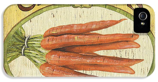 Veggie Seed Pack 4 IPhone 5 Case by Debbie DeWitt