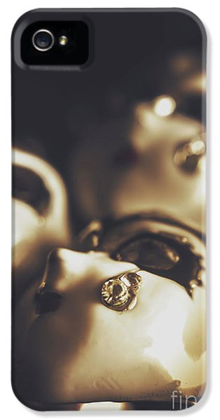 Venetian Masquerade Mask Rings IPhone 5 Case by Jorgo Photography - Wall Art Gallery