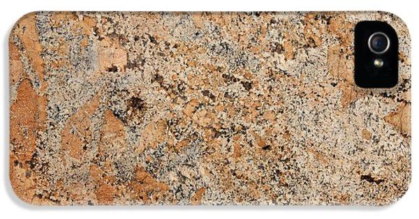 Versace Granite IPhone 5 Case by Anthony Totah