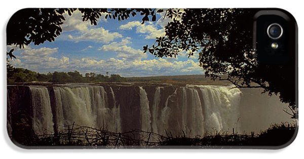 Victoria Falls, Zimbabwe IPhone 5 Case