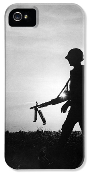 Vietnam Training Exercise IPhone 5 / 5s Case by Underwood Archives