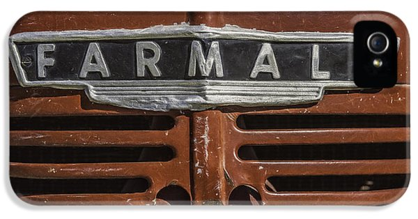 Vintage Farmall Tractor IPhone 5 Case