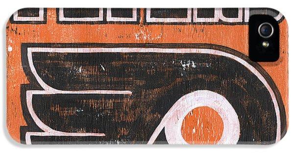 Vintage Flyers Sign IPhone 5 / 5s Case by Debbie DeWitt