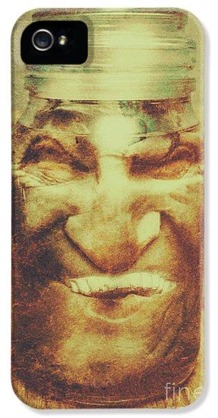 Vintage Halloween Horror Jar IPhone 5 Case by Jorgo Photography - Wall Art Gallery