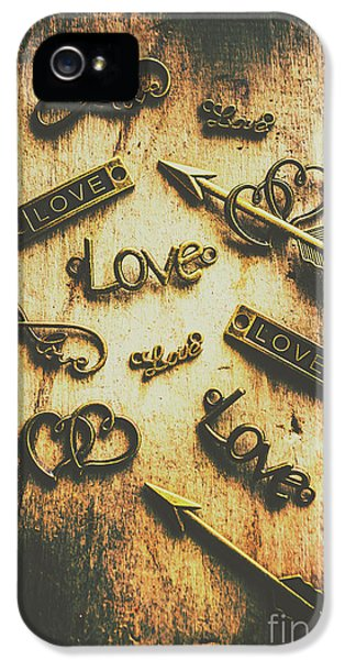 Pendant iPhone 5 Case - Vintage Romance by Jorgo Photography - Wall Art Gallery
